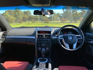 2009 Holden Commodore VE MY09.5 SS Black 6 Speed Sports Automatic Sedan