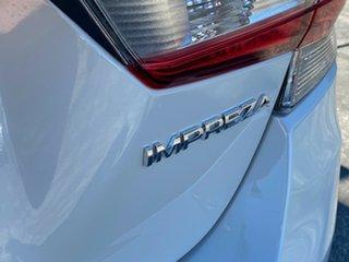 2021 Subaru Impreza G5 MY21 2.0i-S CVT AWD Crystal White 7 Speed Constant Variable Sedan