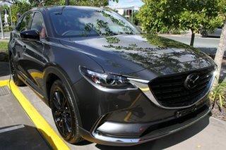 2021 Mazda CX-9 TC GT SP SKYACTIV-Drive Machine Grey 6 Speed Sports Automatic Wagon.