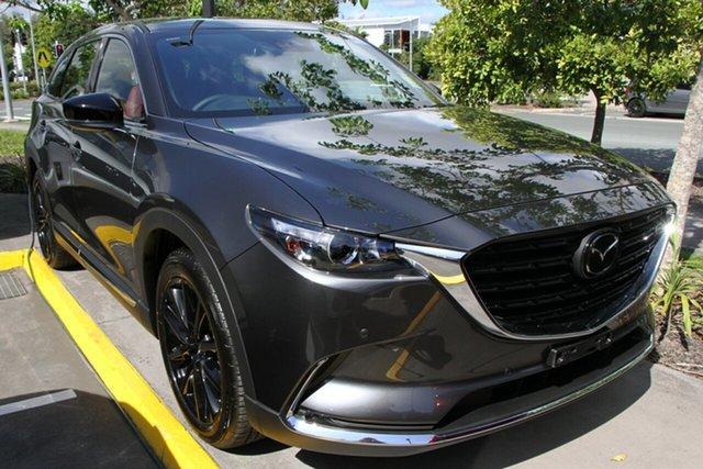 New Mazda CX-9 TC GT SP SKYACTIV-Drive i-ACTIV AWD Liverpool, 2021 Mazda CX-9 TC GT SP SKYACTIV-Drive i-ACTIV AWD Polymetal Grey 6 Speed Sports Automatic Wagon