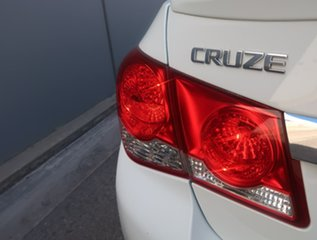 2012 Holden Cruze JH Series II MY13 SRi White 6 Speed Sports Automatic Sedan