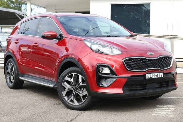 Used Kia Sportage QL MY19 Si 2WD North Gosford, 2019 Kia Sportage QL MY19 Si 2WD 6 Speed Sports Automatic Wagon