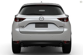 2021 Mazda CX-5 KF4WLA GT SKYACTIV-Drive i-ACTIV AWD White 6 Speed Sports Automatic Wagon