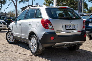 2013 Holden Captiva CG MY13 5 LT Silver 6 Speed Sports Automatic Wagon