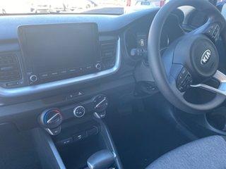 2021 Kia Stonic YB MY21 S FWD Aurora Black 6 Speed Automatic Wagon