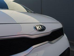 2020 Kia Picanto JA MY21 S White 4 Speed Automatic Hatchback