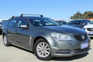 2013 Holden Commodore VF MY14 Evoke Sportwagon Grey 6 Speed Sports Automatic Wagon