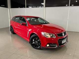 2014 Holden Commodore VF MY14 SS V Sportwagon Redline Red 6 Speed Sports Automatic Wagon.