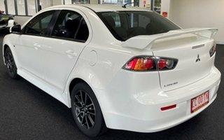 2015 Mitsubishi Lancer CF MY16 ES Sport White 6 Speed Constant Variable Sedan