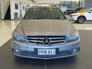 2010 Mercedes-Benz CLC-Class CLC200 Kompressor Coupe.