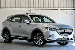 2017 Mazda CX-9 TC Azami SKYACTIV-Drive i-ACTIV AWD Silver 6 Speed Sports Automatic Wagon.