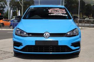 2020 Volkswagen Golf 7.5 MY20 R DSG 4MOTION Final Edition Victory Blue 7 Speed