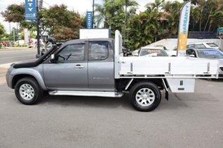 2007 Mazda BT-50 UNY0E3 DX+ Freestyle Grey 5 Speed Manual Cab Chassis