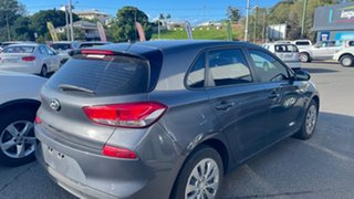 2018 Hyundai i30 PD MY18 Go Grey 6 Speed Sports Automatic Hatchback.