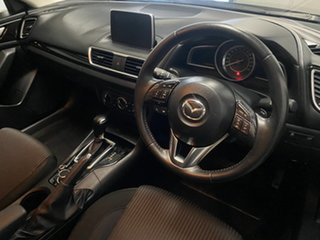 2014 Mazda 3 BM Maxx Grey 6 Speed Automatic Hatchback