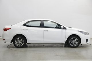 2016 Toyota Corolla ZRE172R SX S-CVT White 7 Speed Constant Variable Sedan