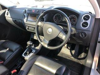 2010 Volkswagen Tiguan 5NC MY11 103 TDI Silver 7 Speed Auto Direct Shift Wagon