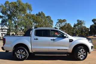 2018 Ford Ranger PX MkIII 2019.00MY Wildtrak Silver 6 Speed Sports Automatic Utility.