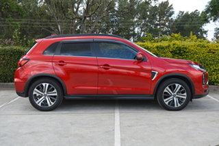 2019 Mitsubishi ASX XD MY20 Exceed 2WD Red 1 Speed Constant Variable Wagon