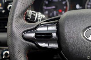 2020 Hyundai i30 PD.V4 MY21 N Line D-CT Polar White 7 Speed Sports Automatic Dual Clutch Hatchback