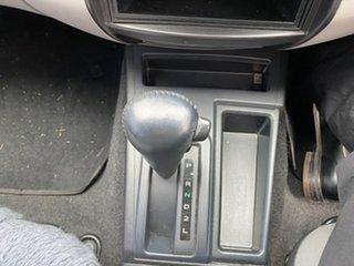 2011 Mitsubishi Triton MN MY11 GL-R Double Cab 4x2 Silver 4 Speed Automatic Utility