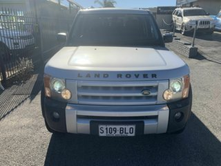 2006 Land Rover Discovery 3 HSE Silver 6 Speed Sports Automatic Wagon.