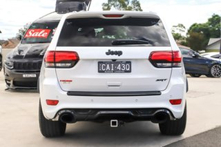 2018 Jeep Grand Cherokee WK MY18 SRT Ivory White 8 Speed Sports Automatic Wagon