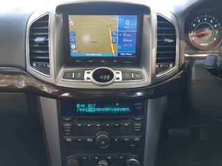 2013 Holden Captiva CG MY13 7 AWD LX Maroon 6 Speed Sports Automatic Wagon