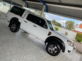 2010 Ford Ranger XL - Hi-Rider White Automatic Cab Chassis - Dual Cab