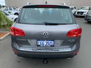 2013 Volkswagen Touareg 7P MY13 V6 TDI Tiptronic 4MOTION 8 Speed Sports Automatic Wagon.