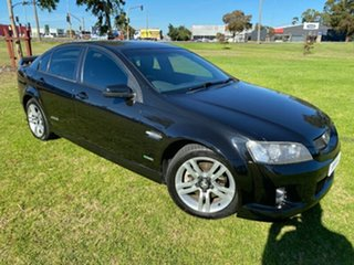 2009 Holden Commodore VE MY09.5 SS Black 6 Speed Sports Automatic Sedan.