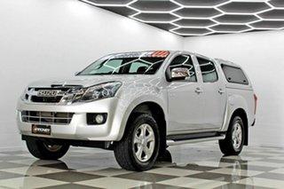 2015 Isuzu D-MAX TF MY15 LS-U HI-Ride (4x2) White 5 Speed Automatic Crew Cab Utility