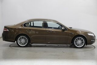 2013 Ford Falcon FG MkII G6E EcoBoost Bronze 6 Speed Sports Automatic Sedan
