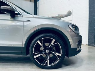 2017 Volkswagen Tiguan 5N MY18 110TDI DSG 4MOTION Comfortline Grey 7 Speed.