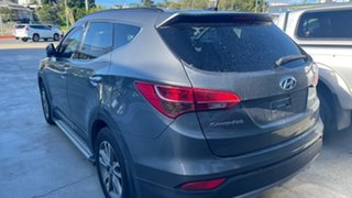 2012 Hyundai Santa Fe DM MY13 Elite Silver 6 Speed Sports Automatic Wagon.