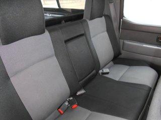 2008 Ford Ranger PJ XL Crew Cab 4x2 Hi-Rider Silver 5 Speed Manual Utility
