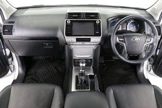 2018 Toyota Landcruiser GDJ150R MY18 Prado GXL (prem Int) (4x4) Silver 6 Speed Automatic Wagon