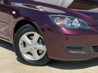 2008 Mazda 3 BK10F2 Maxx Purple 4 Speed Sports Automatic Hatchback