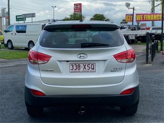 2012 Hyundai ix35 LM Highlander Silver 6 Speed Sports Automatic Wagon