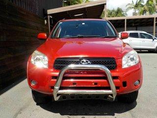2007 Toyota RAV4 ACA33R Cruiser Red 5 Speed Manual Wagon