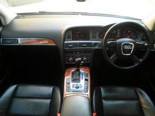 2005 Audi A6 4F Tiptronic Quattro Black Quartz 6 Speed Sports Automatic Sedan