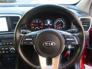 2018 Kia Sportage QL MY19 Si AWD Premium Red 8 Speed Sports Automatic Wagon