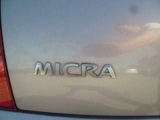 2008 Nissan Micra K12 Silver 4 Speed Automatic Hatchback