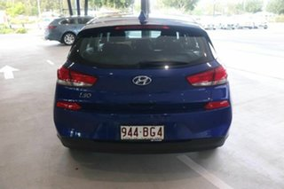 2019 Hyundai i30 PD.3 MY20 Go Intense Blue 6 Speed Sports Automatic Hatchback