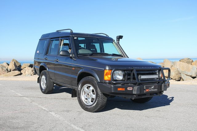 Used Land Rover Discovery II ES Td5 Lonsdale, 1999 Land Rover Discovery II ES Td5 Grey 4 Speed Automatic Wagon