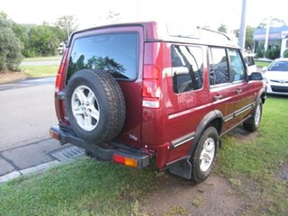 2001 Land Rover Discovery TD5 (4x4) Red 5 Speed Manual 4x4 Wagon