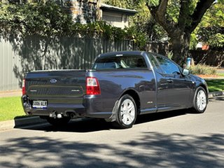 2011 Ford Falcon FG Ute Super Cab Grey 6 Speed Sports Automatic Utility