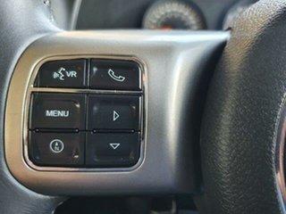 2014 Jeep Patriot MK MY14 Sport 4x2 Silver 5 Speed Manual Wagon