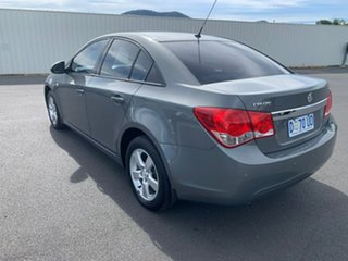 2011 Holden Cruze JG CD Grey 6 Speed Sports Automatic Sedan
