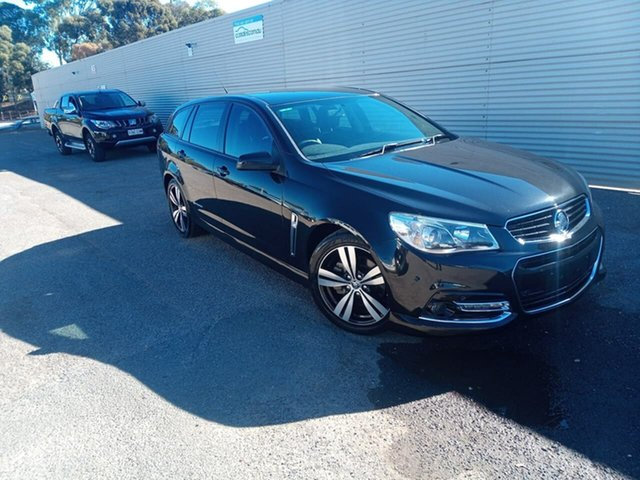 Used Holden Commodore VF MY14 SS Sportwagon Storm Elizabeth, 2014 Holden Commodore VF MY14 SS Sportwagon Storm 6 Speed Sports Automatic Wagon